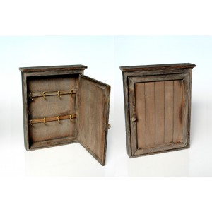 Závěsná skříňka na klíče
