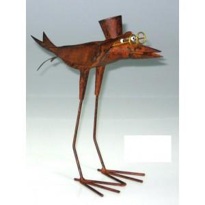 Pták stř., 27cm