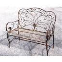 Drátěná lavice